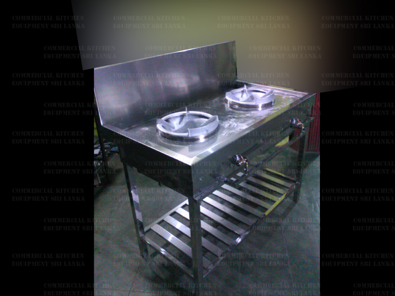Commercial Kitchen Equipment Single Burners