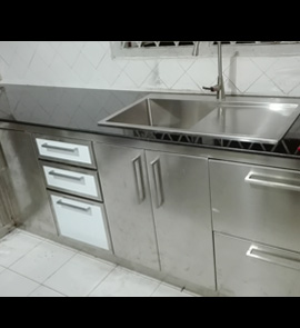 stainless steel pantry cupboards in sri-lanka