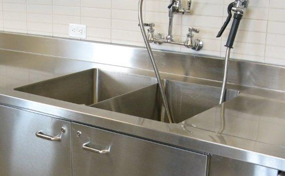 Stainless Steel Commercial Kitchen Sinks Commercial kitchen equipment supplier in sri lanka stainless steel stainless steel commercial kitchen sink one bowl sink two bowl sink fabrication in sri workwithnaturefo
