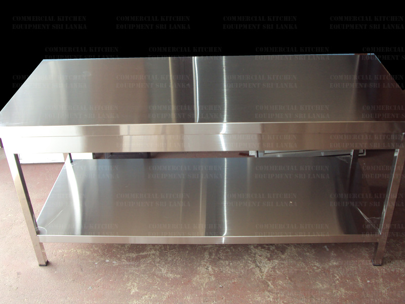 Stainless Steel Work Tables Food Prep Tables Stainless Steel - Restaurant equipment stainless steel table